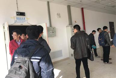 中兴通讯集团高温老化房工程项目验收成功!