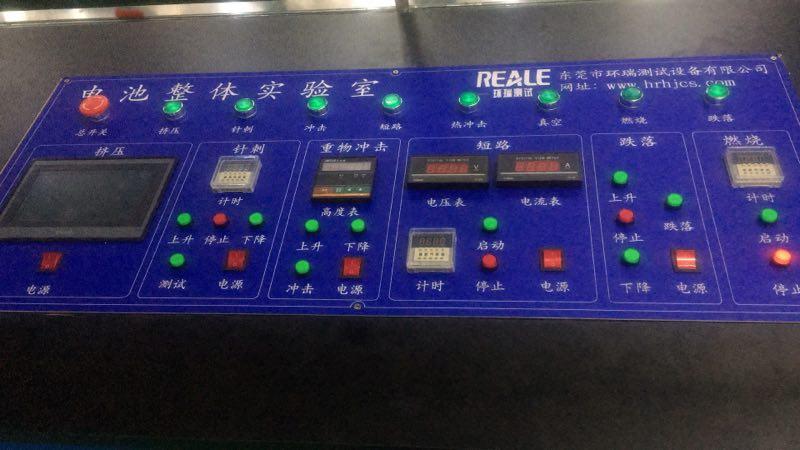 重磅消息!环瑞测试成功入驻河北飞豹新能源科技
