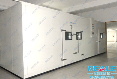 打印机及耗材类步入式恒温恒湿室解决方案