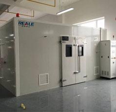 LED模组老化实验室