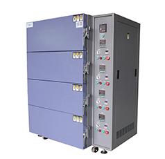四门独立控温型按键式高温烤箱